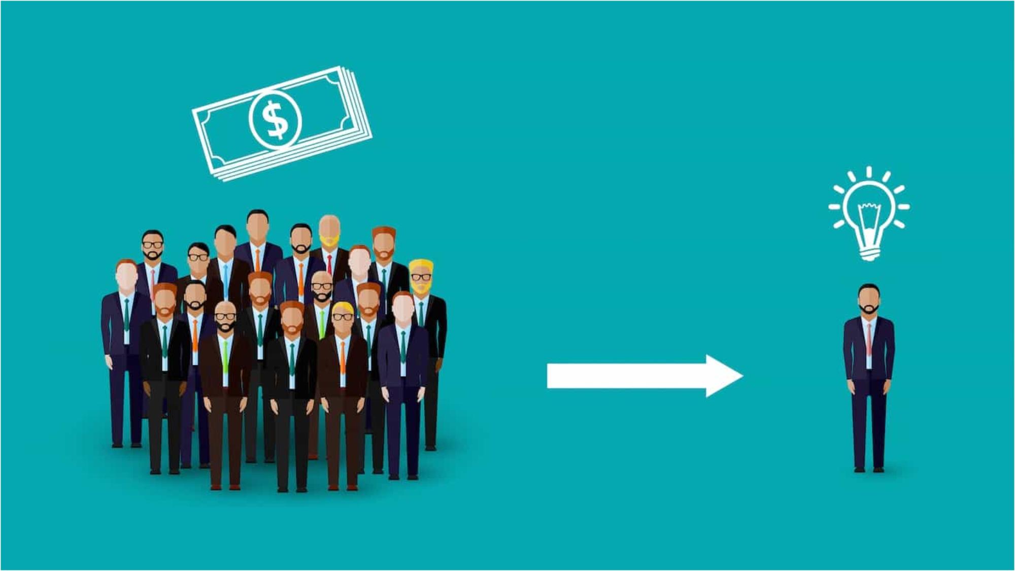 Foto - Como tirar seu negócio do papel com crowdfunding?