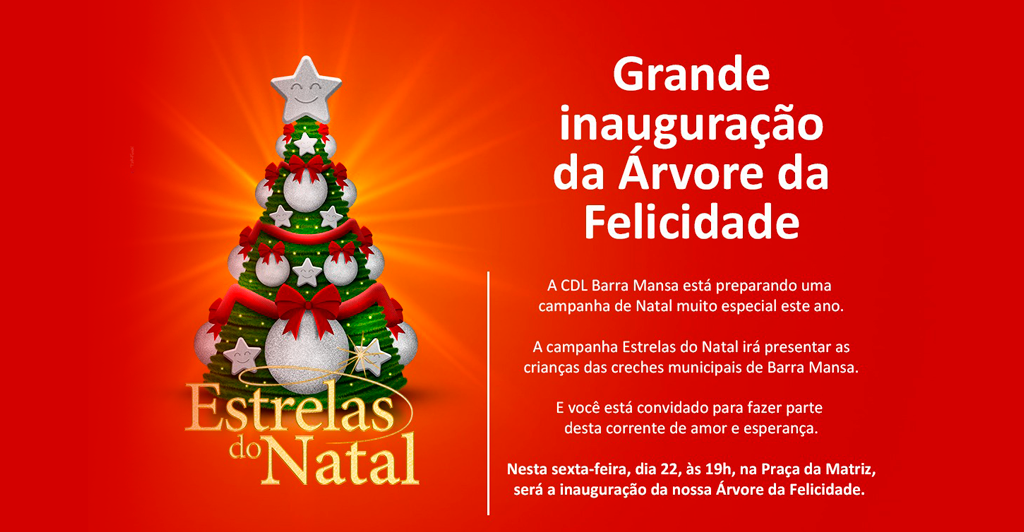 Foto - Natal 2019: entidades de Barra Mansa se unem para decorar Casa do Papai Noel e praças da cidade