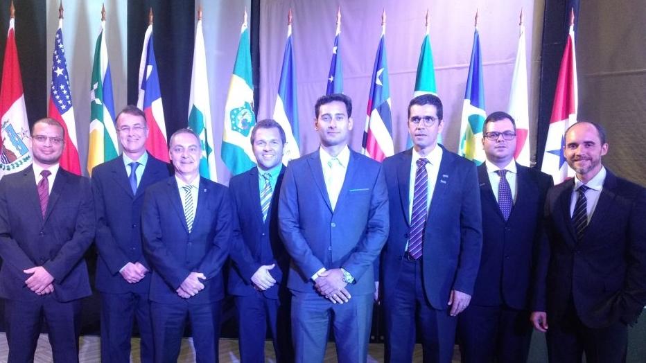 Foto - Nova diretoria da CNDL toma posse em Brasília.