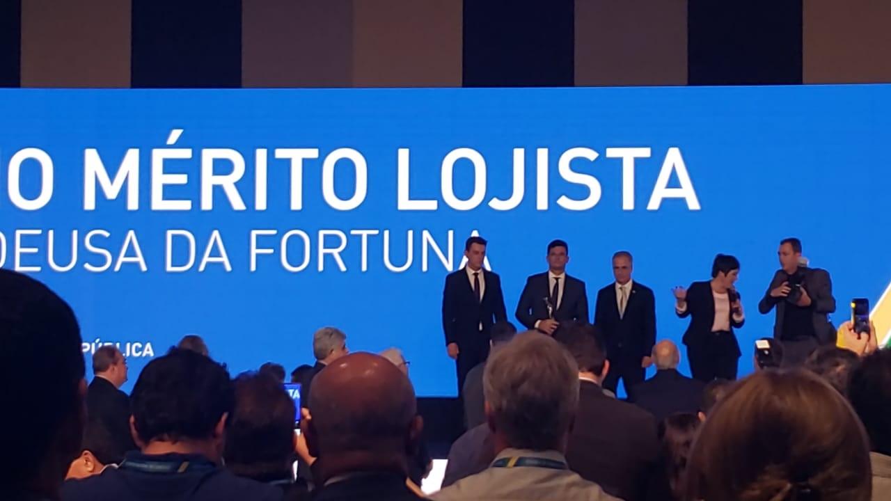 Foto - IV Fórum Nacional do Comércio traz mensagem otimista para economia.
