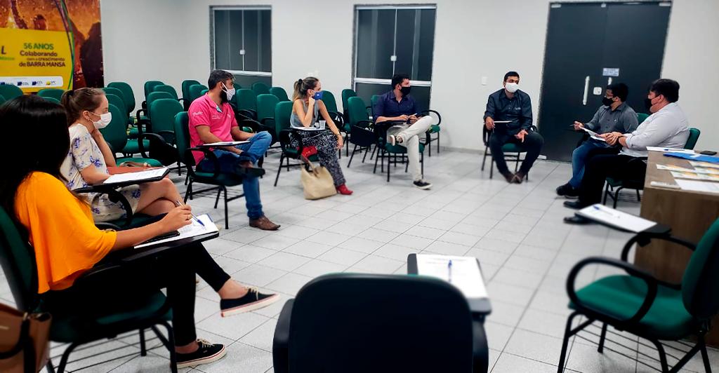 Foto - Tecnologia e inovação são temas da primeira reunião da CDL Jovem Barra Mansa em 2021