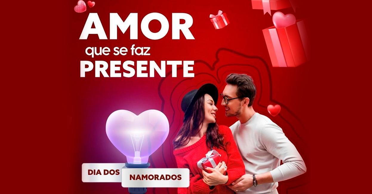 Foto -  Comércio de Barra Mansa otimista com a chegada do Dia dos Namorados