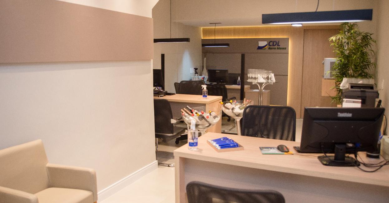 Foto - CDL Centro: a nova loja de atendimento ao associado e ao público no centro de Barra Mansa