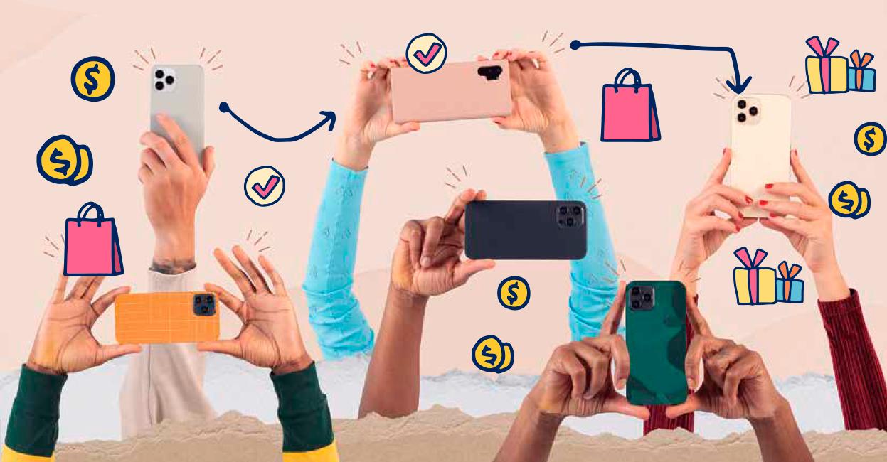 Foto - Redes Sociais, mais que um canal de vendas, um canal de comunicação!