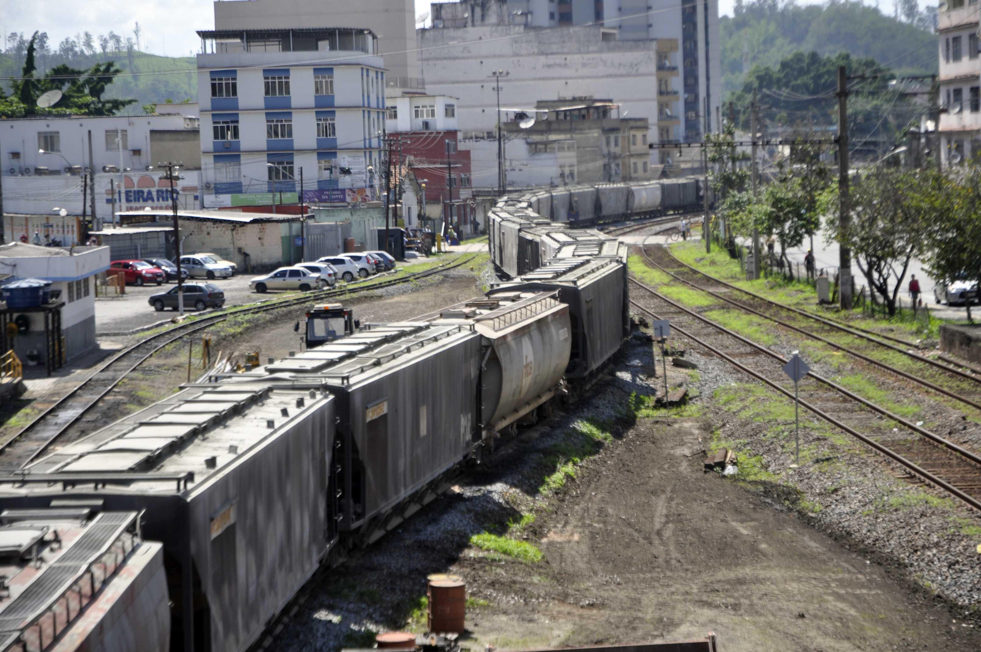 Foto - Barra Mansa recebe recursos de R$ 20 milhões para retomada das obras do Pátio de Manobras
